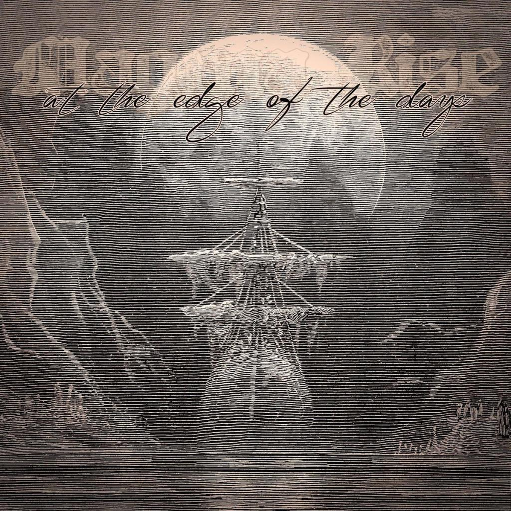 Magma Rise: At The Edge Of The Days CD