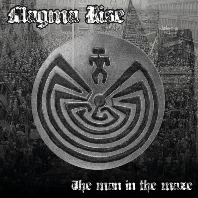 Magma Rise: The Man In The Maze CD